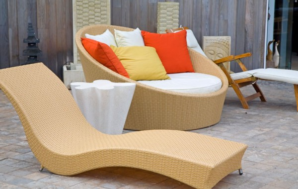 Chaise  Lounge  Chair
